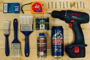 cepillo de madera